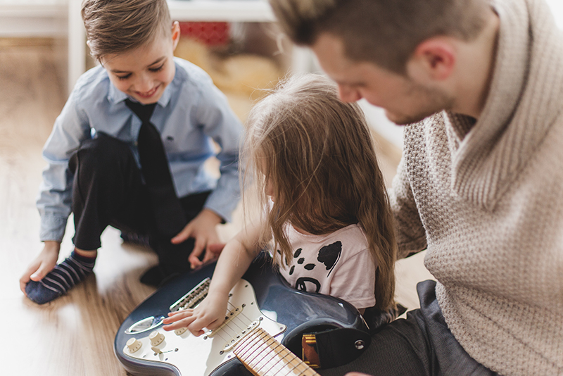Music Class Gives Children The Opportunity To Discover Their Passion