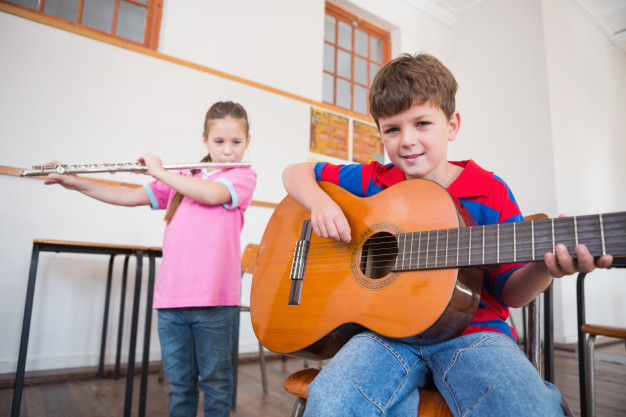 A Music Class Exposes Your Child to ALL Available Musical Expressions