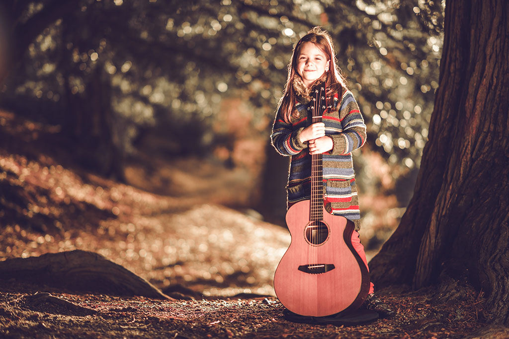 Guitar Lessons Help Kids Rock Out More Than Music
